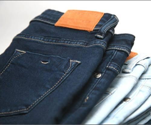 cách giữ quần jean
