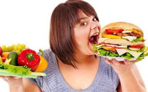 đối phó cảm giác thèm ăn