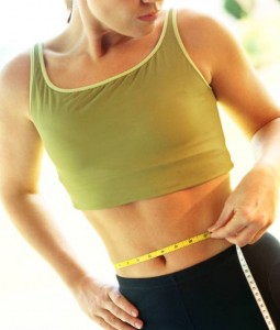 mục tiêu giảm cân