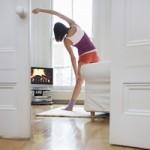 Vận động khi xem tivi giúp giảm cân hiệu quả