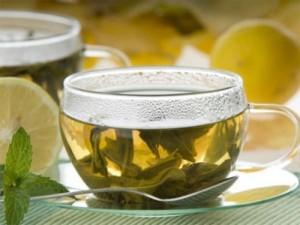 trà xanh giúp cảm cân
