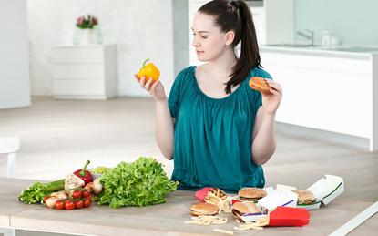 Những Thói Quen Ăn Uống Cần Phải Thay Đổi
