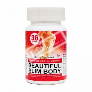 BEAUTIFUL SLIM BODY – Thuốc Giảm Cân Hiệu Quả Nhanh Nhất – Giá: 690.000 VNĐ