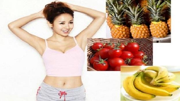Quên thuốc giảm cân đi đây mới chính là cách giảm cân nhanh nhất từ dứa và cà chua