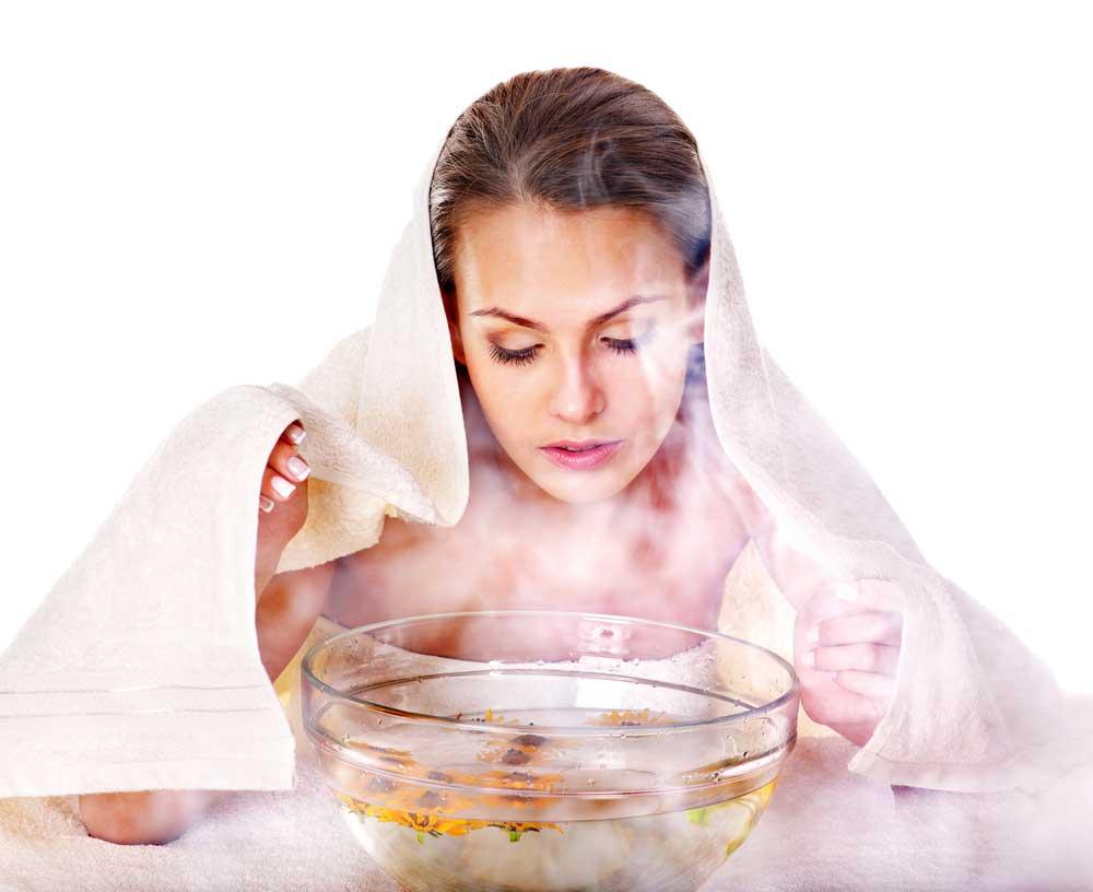 xông hơi giúp làm sạch sâu và hiệu quả