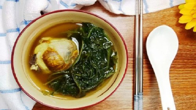 """""""Gầy như hạc"""" ăn mãi không béo cứ lấy trứng vịt lộn hầm ngải cứu ăn trong 1 tuần, đảm bảo cân nặng tăng """"vù vù"""""""