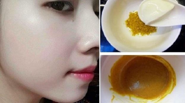 Vượt mặt kem dưỡng đắt tiền, bột nghệ đen giúp da trắng như trứng gà bóc