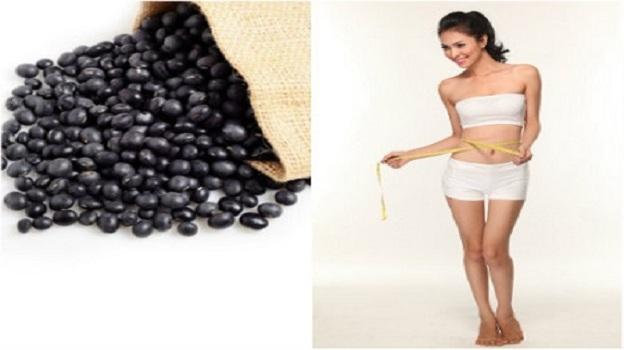 """Không cần kiêng khem, ăn 10 hạt đậu đen ngâm giấm mỗi ngày, giảm 5 kg/tuần """"dễ ợt"""""""