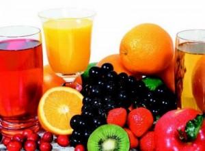 công thức pha chế nước giảm cân
