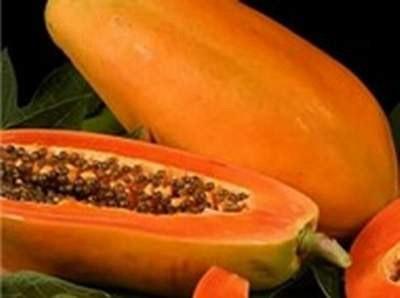 trái cây giúp vòng ngực quyến rũ