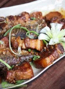 Cách Nấu Món Cá Nục Kho Riềng Và Trà Xanh