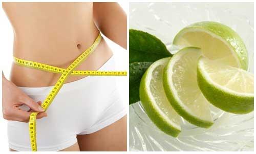 giảm mỡ bụng đơn giản và hiệu quả với chanh