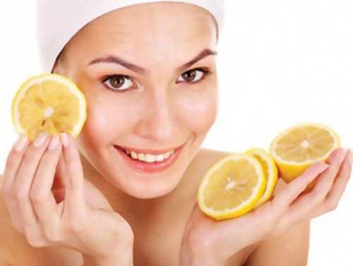 xông tinh dầu chanh giúp trị mụn hiệu quả